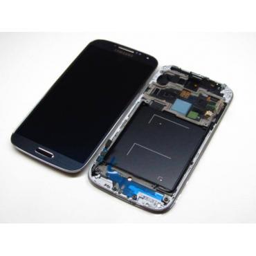 REPUESTO SAM.GALAXY S4 I9505 LCD+TOUCH+FRAME NEGRO - Imagen 1