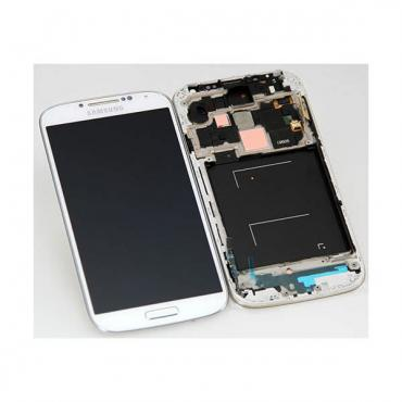 REPUESTO SAM.GALAXY S4 I9505 LCD+TOUCH+FRAME BLAN - Imagen 1