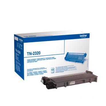 TONER BROTHER TN2320 NEGRO PARA DCP L2500, L2520, - Imagen 1