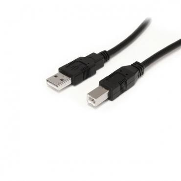 STARTECH CABLE USB ACTIVO 9M IMPRESORA - 1X USB A - Imagen 1
