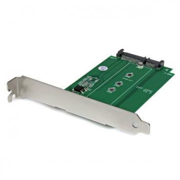 STARTECH ADAPTADOR SSD M.2 A SATA MONTAJE EN RANUR - Imagen 1