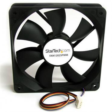 STARTECH VENTILADOR CAJA PC 120X25MM CON PWM ? FA - Imagen 1