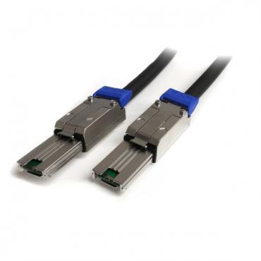 STARTECH CABLE 3M SFF-8088 A SFF-8088 MINI SAS MSA - Imagen 1