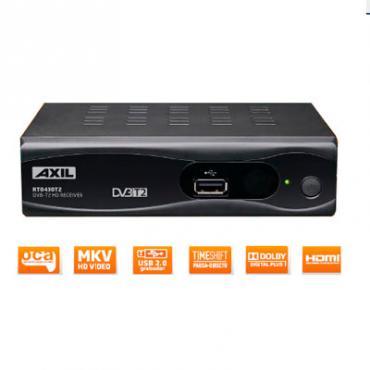 SINTONIZADORA ENGEL DVB-T2 RT0430T2 HD + SCART - Imagen 1