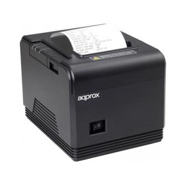 IMPRESORA TICKETS APPROX TERMICA USB-SERIE NEGRA - Imagen 1