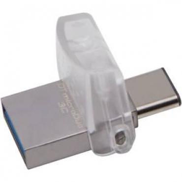 PEN DRIVE 32GB KINGSTON USB 3.1+MICRODUO USB C - Imagen 1
