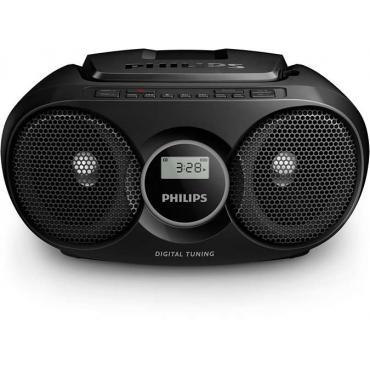 RADIO CD PHILIPS SOUNDMACHINE C-NEGRO AZ215B-12 - Imagen 1