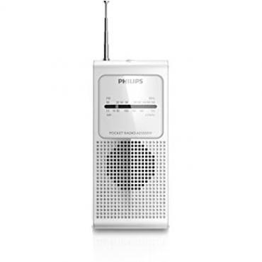 RADIO AM-FM PHILIPS AE1500 BLANCO - Imagen 1