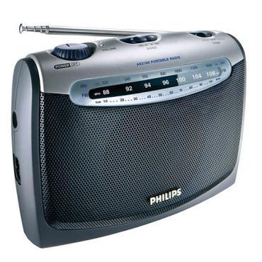 RADIO AM-FM PHILIPS AE2160 AC DC - Imagen 1