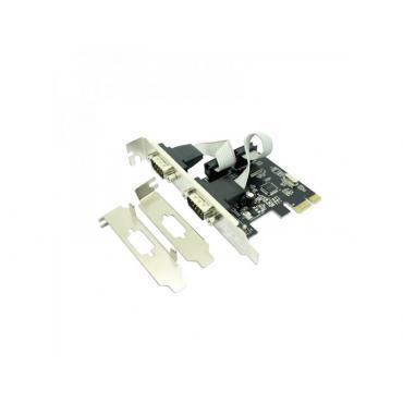 TARJETA PCI-E 2P SERIE APPROX - Imagen 1