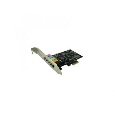 TARJETAS SONIDO APPROX PCI-E 5.1 - Imagen 1