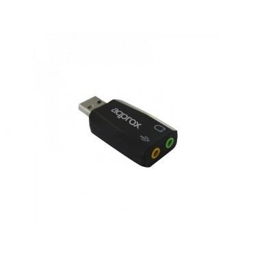 TARJETA SONIDO APPROX USB 5.1 - Imagen 1