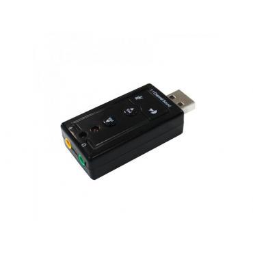 TARJETAS SONIDO APPROX USB 7.1 - Imagen 1