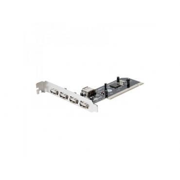 TARJETA PCI 4P USB 2.0 APPROX - Imagen 1
