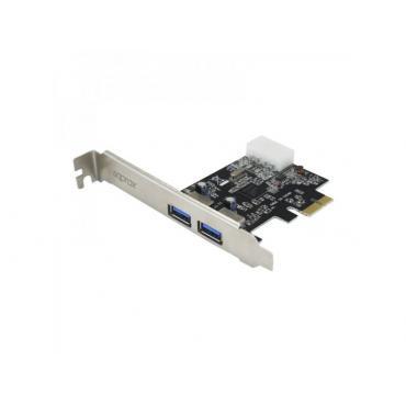 TARJETA PCI-E 2P USB 3.0 APPROX - Imagen 1