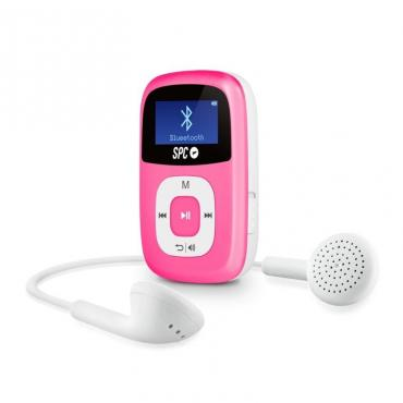 MP3 SPC FIREFLY POWER PINK 8GB - Imagen 1