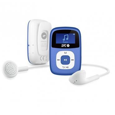 MP3 SPC SPARROW 4GB BLUE - Imagen 1