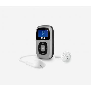 MP3 SPC SPARROW 4GB SILVER - Imagen 1