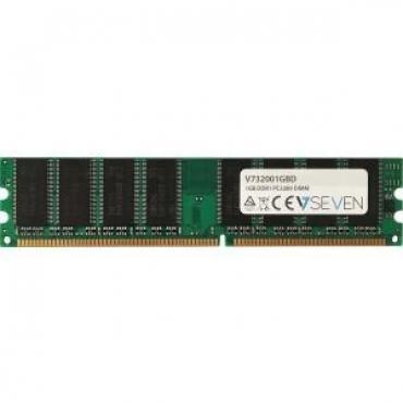 MEMORIA V7 DDR 1GB 400MHZ CL3 PC3200 - Imagen 1