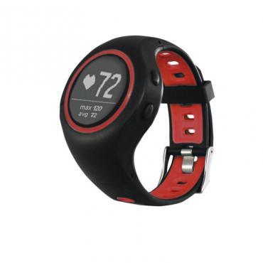RELOJ BILLOW GPS SPORT WATCH BLACK-RED - Imagen 1