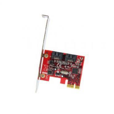 TARJETA PCIE 2XSATA STARTECH - Imagen 1