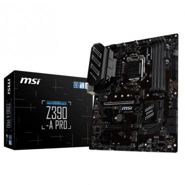 PLACA BASE 1151 MSI Z390-A PRO ATX-DDR4-USB 3.1 - Imagen 1