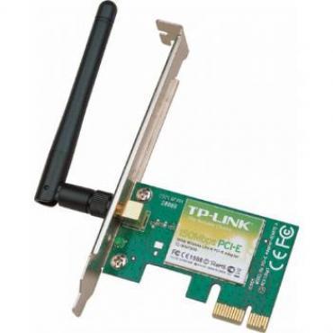 WIFI TP-LINK TARJETA DE RED PCI-E 150 MBPS - Imagen 1
