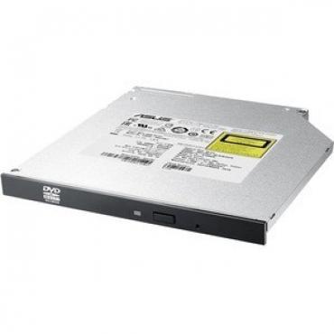 REGRABADORA DVD INT. ASUS SLIM SDRW-08U1MT NEGRA 9.5MM - Imagen 1