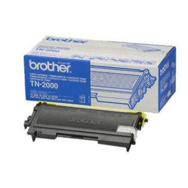 TONER BROTHER TN-2000 HL2030-2040-2070N-2825 - Imagen 1