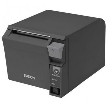IMPRESORA TICKETS EPSON TM-T70IIE TERMICA USB-ETH NEGRA - Imagen 1