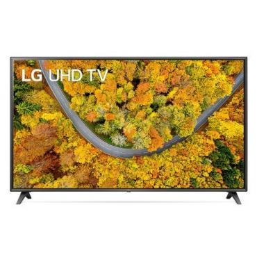 """TELEVISION 75"""" LG 75UP75006LC 4K UHD HDR SMART TV IA - Imagen 1"""