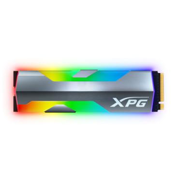 DISCO DURO SSD XPG SPECTRIX S20G 500GB M.2 NVME RGB - Imagen 1