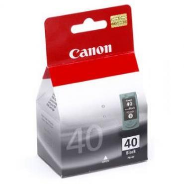 CARTUCHO CANON PG-40 PIXMA IP1600-1900 NEGRO - Imagen 1