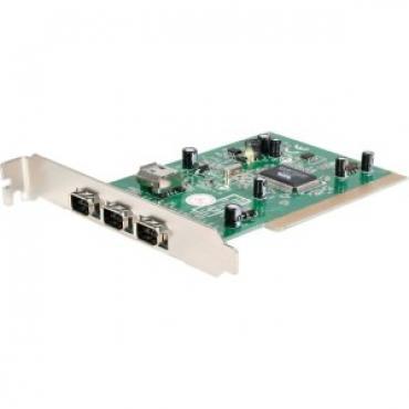 TARJETA STARTECH FIREWIRE PCI 4 PUERTOS - Imagen 1