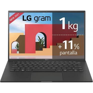 ULTRABOOK LG 14Z90P-G.AA58B I5-1135G7-16G-512SSD-14-W10 - Imagen 1