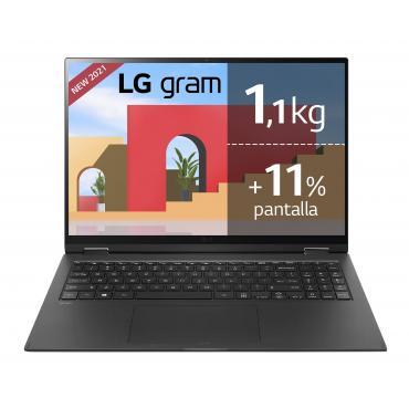ULTRABOOK LG 16Z90P I5-1135G7-16G-512SSD-16-W10 - Imagen 1