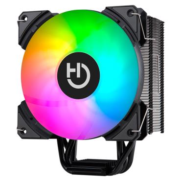 VENTILADOR CPU HIDITEC C12 ARGB PWM - Imagen 1