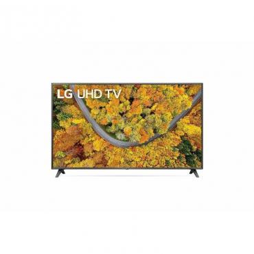 "TELEVISION 65"" LG 75UP75006L 4K UHD HDR SMART TV THINQ - Imagen 1"