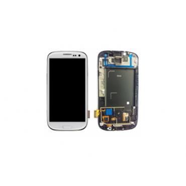 REPUESTO SAM.GALAXY S3 LCD+TOUCH BLANCO - Imagen 1