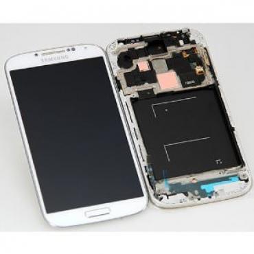REPUESTO SAM.GALAXY S4 I9506 LCD+TOUCH+FRAME BLANC - Imagen 1