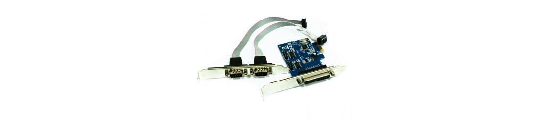 Tarjetas USB y Firewire